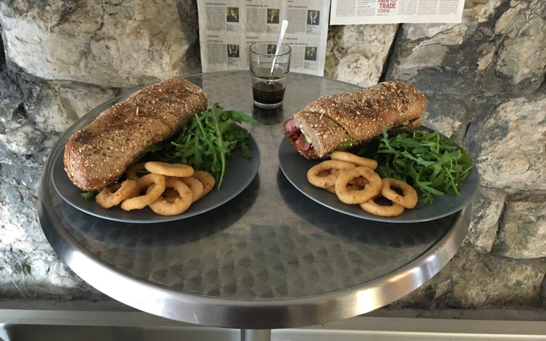 Sexy Sandwich Time!